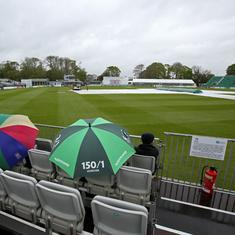 Rain washes out second women's T20 between India and Sri Lanka