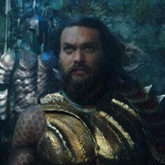 'Aquaman' trailer: Jason Momoa goes under water to save the Earth