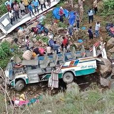 The big news: At least 47 people killed in Uttarakhand bus accident, and nine other top stories