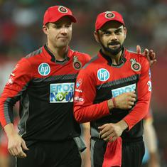 'We'll do everything next season to turn it around': Kohli, de Villiers apologise for poor IPL 2019