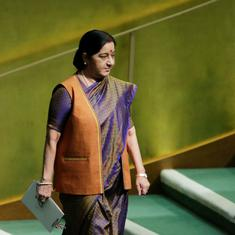 Sushma Swaraj to meet Pakistan's foreign minister during UN General Assembly in New York, says MEA