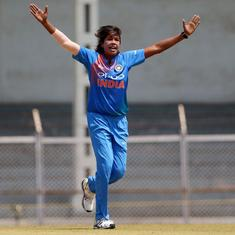 I'm not chasing milestones anymore: Jhulan Goswami after picking up 300th international wicket