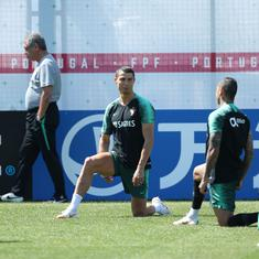 'Any game at the World Cup is difficult': Ronaldo seeks encore against 'battle-hardened' Morocco