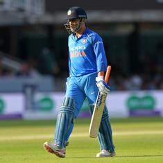 Dhoni returns to T20I, ODI squads for New Zealand tour; Pant to return home after Australia Tests