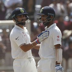 'Cheteshwar Pujara is as important to the Indian Test team as Virat Kohli': Sourav Ganguly