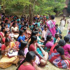 In Kerala's Adivasi belt, women are protesting to save a project for the poor that transformed lives