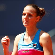 Tennis: Kvitova and Pliskova to lead Czech Republic against United States in Fed Cup final