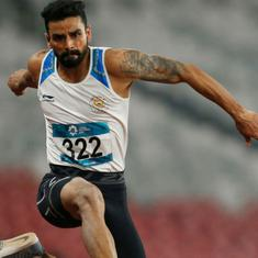 Asian Games: Arpinder Singh's triple jump triumph takes India's gold tally to 10