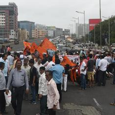 The big news: Maratha outfits demanding reservation call off shutdown, and nine other top stories