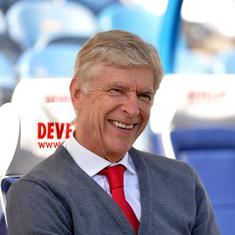 Former Arsenal manager Arsene Wenger named Fifa's chief of global football development