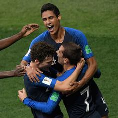 World Cup final, as it happened: Brilliant France beat Croatia 4-2 to lift title for second time