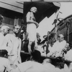 Shaming the Hindus: Gandhi's anti-untouchability tour of 1933-'34