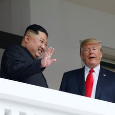 The big news: Donald Trump and Kim Jong-un meet in historic summit, and nine other top stories