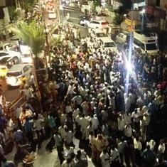 Chennai: Hospital says Karunanidhi's 'vital signs are normalising'; security increased outside