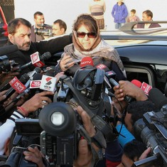 The big news: Chief Minister Mehbooba Mufti wins Anantnag bypoll, and 9 other top stories