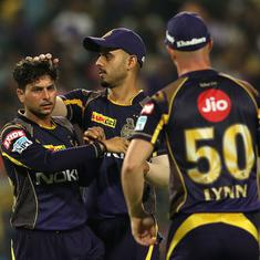 How Piyush Chawla, Kuldeep Yadav spun a web to help Kolkata Knight Riders beat Rajasthan Royals