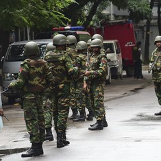 Dhaka café attack mastermind, three other militants killed in encounter with police