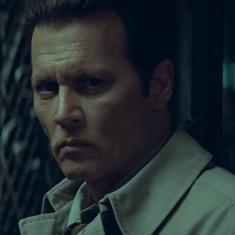 'City of Lies' trailer: Johnny Depp reopens the 1997 unsolved murder of rapper The Notorious B.I.G