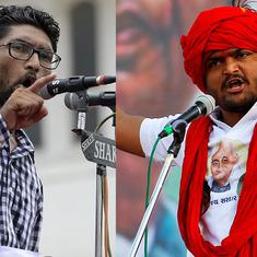 Gujarat: Jignesh Mevani, Hardik Patel, Alpesh Thakor booked for allegedly raiding woman's home
