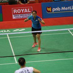 PV Sindhu, Saina Nehwal progress to second round of India Open