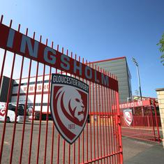 Gloucester Rugby agrees to reimburse fans who want to update their club logo tattoos