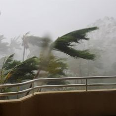 One killed as Cyclone Debbie makes landfall in Australia's Queensland