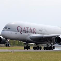 Water tanker hits Qatar Airways plane at Kolkata airport, DGCA orders inquiry