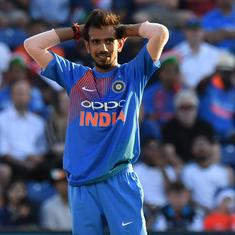 England's spinners managed to get turn off Lord's pitch but India couldn't, says Yuzvendra Chahal