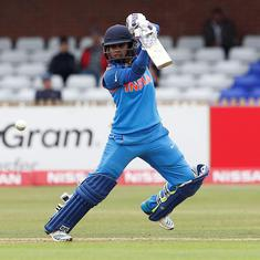 India's New Zealand tour to feature three T20I double-headers for the men's and women's teams