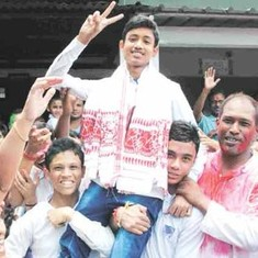 Muslim student from Sangh Parivar school tops Class 10 examination in Assam
