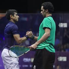 China Open squash round-up: Saurav Ghosal loses a thrilling semi-final