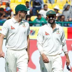 Ind vs Aus, Fourth Test, Day 2: Lyon's four wickets put India on back foot