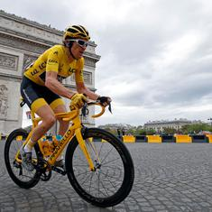 Geraint Thomas seals his maiden Tour de France title: Here's the list of the jersey winners