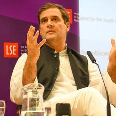 No Congress role in 1984, RSS is like Muslim Brotherhood: What Rahul Gandhi has been saying abroad