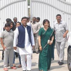 Days after Akhilesh Yadav vacates official residence, BJP and SP trade barbs over alleged damage
