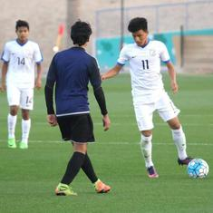 Ahead of the AFC Under-16 Championships, Indian team dreams of World Cup qualification