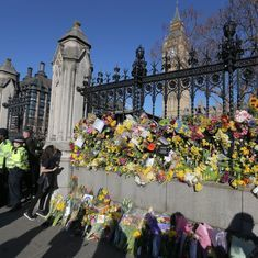 UK Parliament attacker acted alone, say police