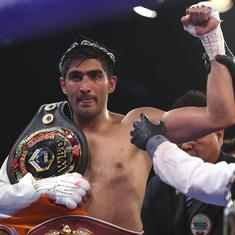 Boxing: Vijender Singh to make his debut in US professional circuit against Mike Snider