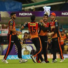 IPL, KKR v SRH, as it happened: Sunrisers enter second IPL final after Rashid's all-round show