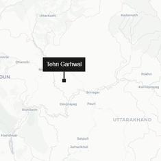 Uttarakhand: Four killed in landslide in Tehri Garhwal district