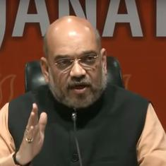 The Daily Fix: By making it about 'national security', Amit Shah raises communal pitch on NRC
