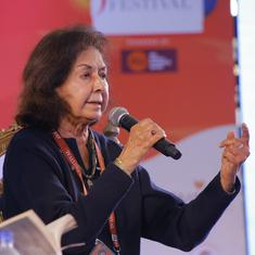 Author Nayantara Sahgal's invitation to Marathi literary meet withdrawn after threats
