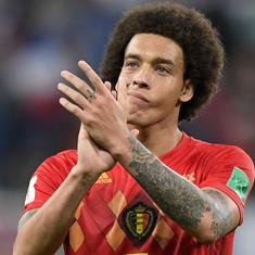 Axel Witsel to leave China, join Borussia Dortmund on a four-year deal