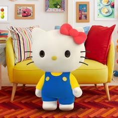 Watch: Hello Kitty says a digital miaow on the internet with her new job as a video blogger