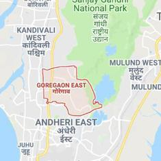 Mumbai: Fire breaks out at godown in Goregaon, 12 fire engines on the spot