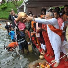 क्यों गंगा की साफ-सफाई को लेकर मोदी सरकार की नीयत पर सवाल खड़े किए जाने चाहिए