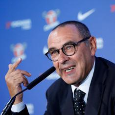 'We'll play how the manager wants': Chelsea players back Sarri's plan of attacking football