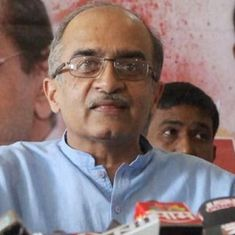 'Krishna was an eve-teaser': Calls for Prashant Bhushan's arrest after jibe at UP's anti-Romeo drive