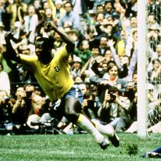 Pause, rewind, play: Pele's special ability was that he could do it all