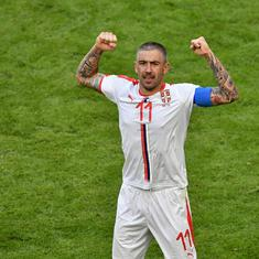 Russia 2018, Group E, Costa Rica vs Serbia as it happened: Kolarav screamer gives Serbia a vital win
